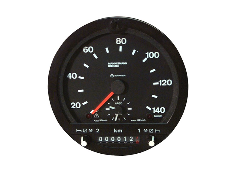 Bytes EG, Rund, 12 volt, 140km/h