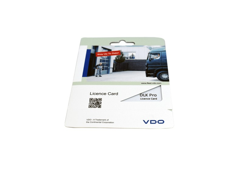 Uppgraderingskort v4.0 Downloadkey Pro VDO