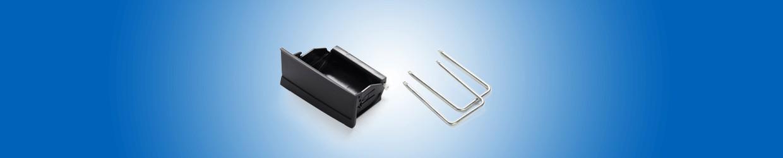 Tillbehör färdskrivare / Back-Up batteri / Rengöringskort
